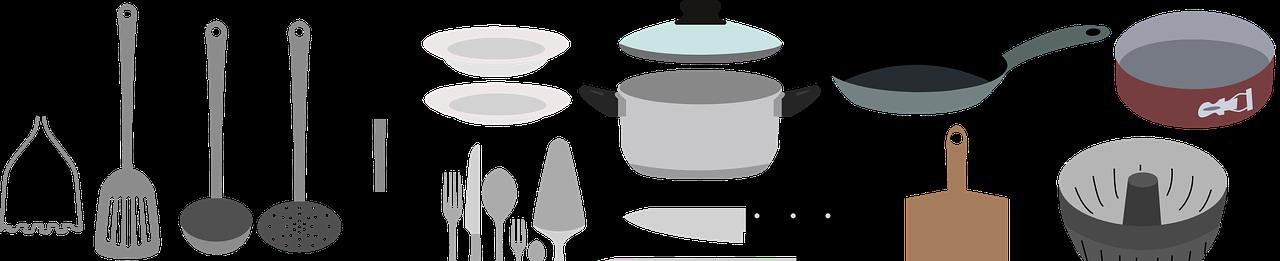 materialen de kookjuf