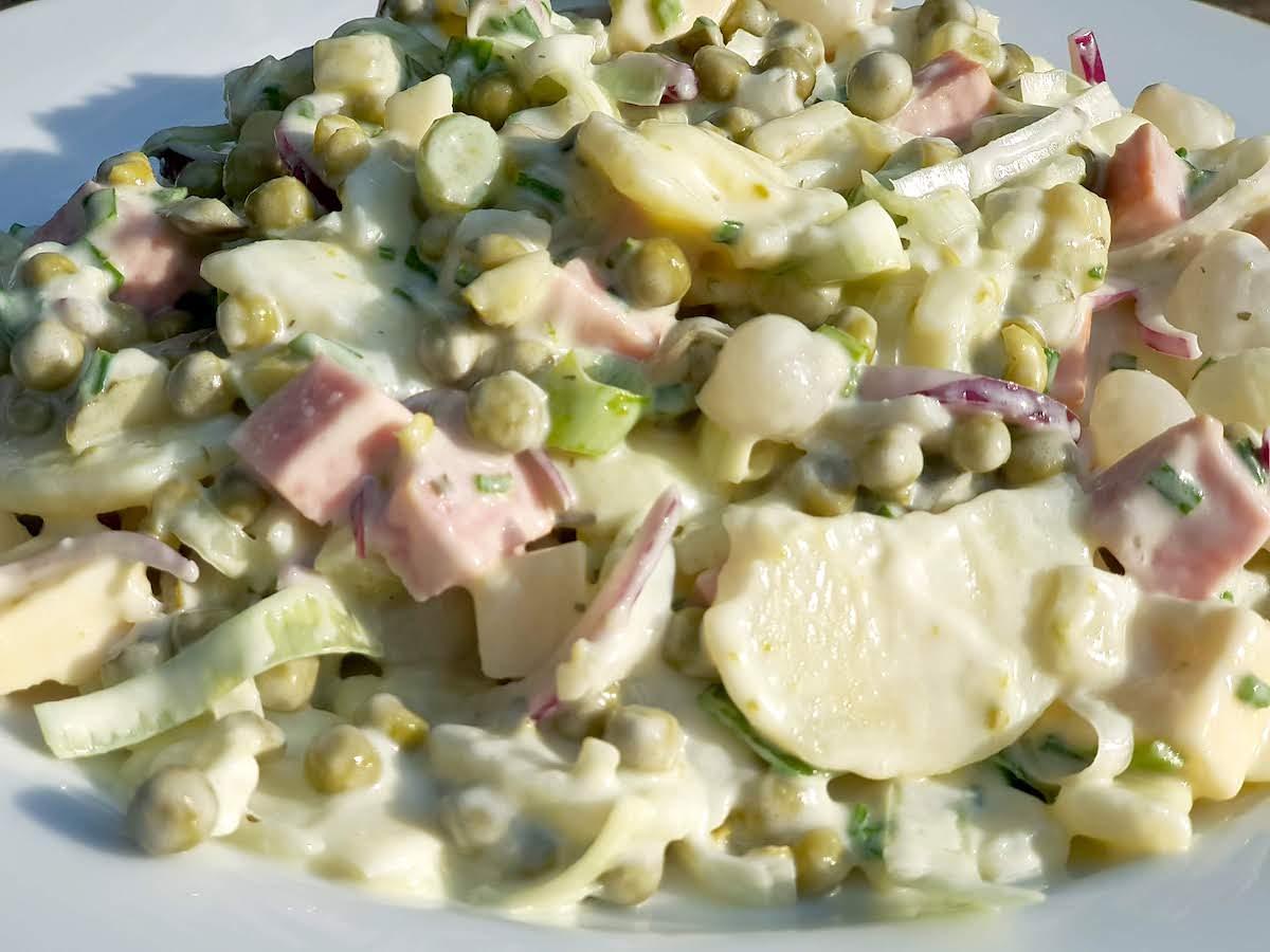 aardappelsalade de kookjuf